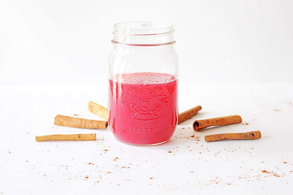 071215 rhubarb simple syrup refined sugar free